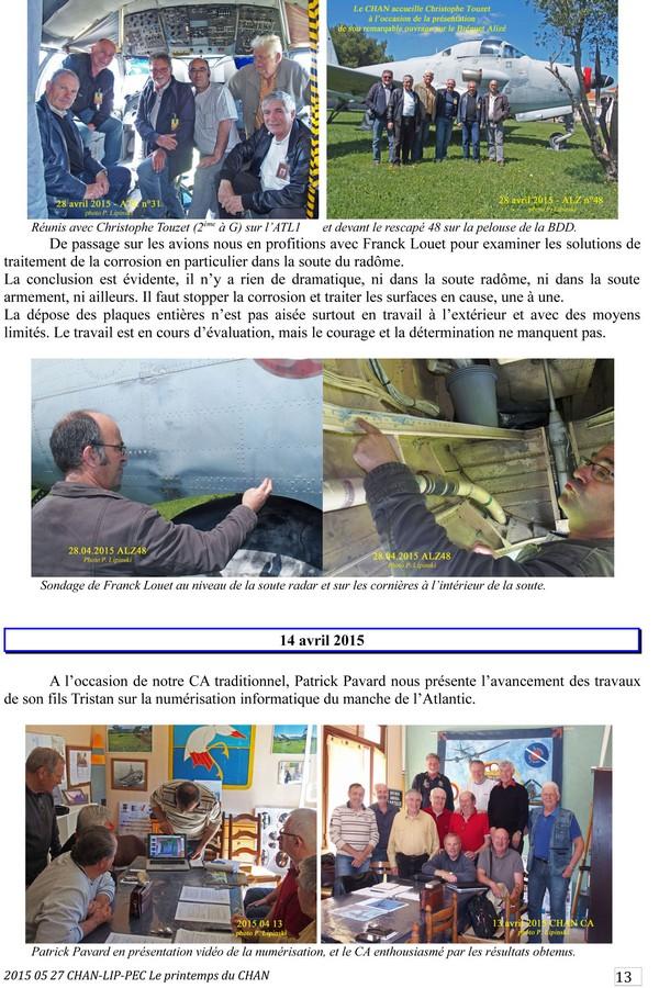 [Associations anciens marins] C.H.A.N.-Nîmes (Conservatoire Historique de l'Aéronavale-Nîmes) - Page 3 2015_131
