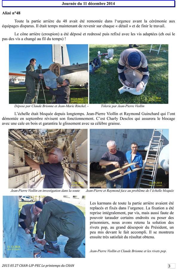 [Associations anciens marins] C.H.A.N.-Nîmes (Conservatoire Historique de l'Aéronavale-Nîmes) - Page 3 2015_139