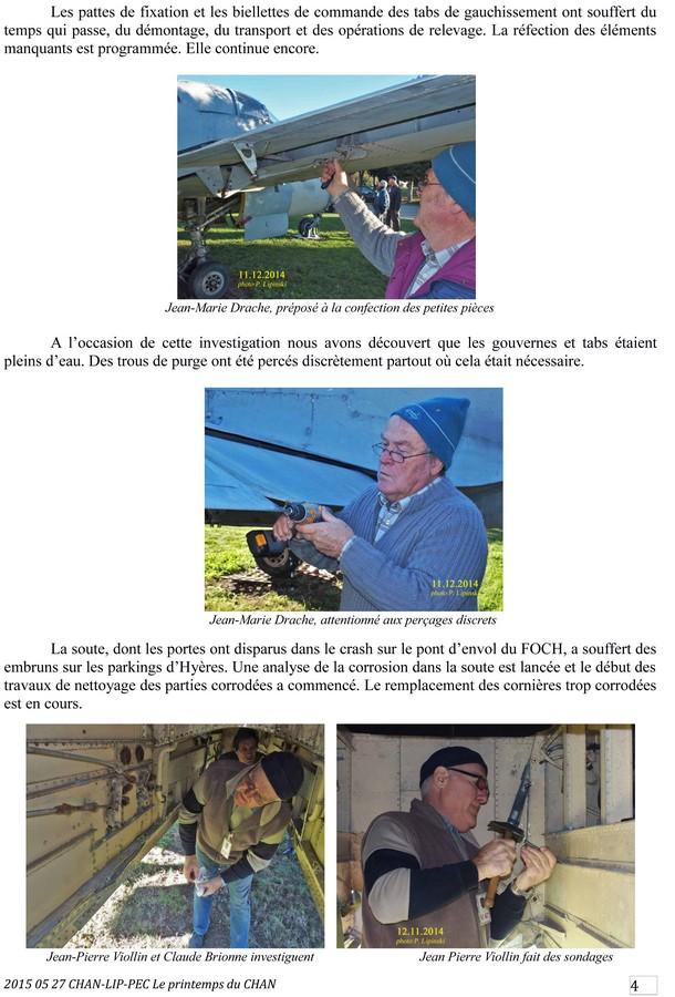 [Associations anciens marins] C.H.A.N.-Nîmes (Conservatoire Historique de l'Aéronavale-Nîmes) - Page 3 2015_140