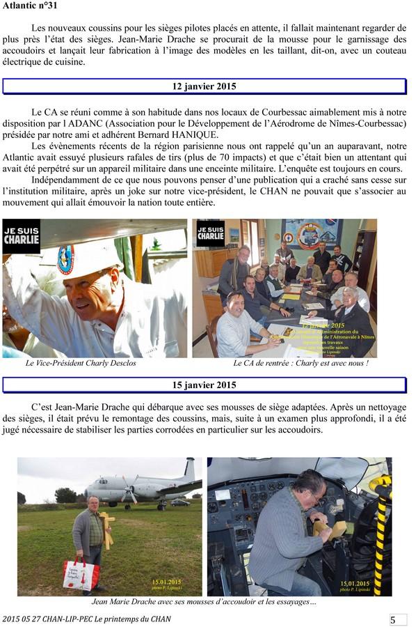 [Associations anciens marins] C.H.A.N.-Nîmes (Conservatoire Historique de l'Aéronavale-Nîmes) - Page 3 2015_141