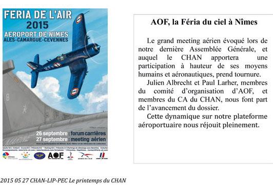 [Associations anciens marins] C.H.A.N.-Nîmes (Conservatoire Historique de l'Aéronavale-Nîmes) - Page 3 2015_142