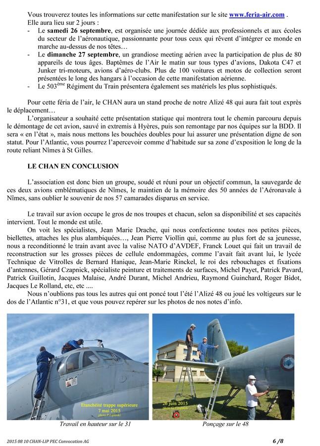 [Associations anciens marins] C.H.A.N.-Nîmes (Conservatoire Historique de l'Aéronavale-Nîmes) - Page 3 2015_264