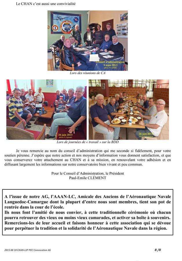 [Associations anciens marins] C.H.A.N.-Nîmes (Conservatoire Historique de l'Aéronavale-Nîmes) - Page 3 2015_266