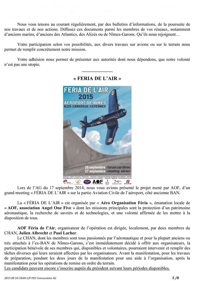[Associations anciens marins] C.H.A.N.-Nîmes (Conservatoire Historique de l'Aéronavale-Nîmes) - Page 3 2015_267