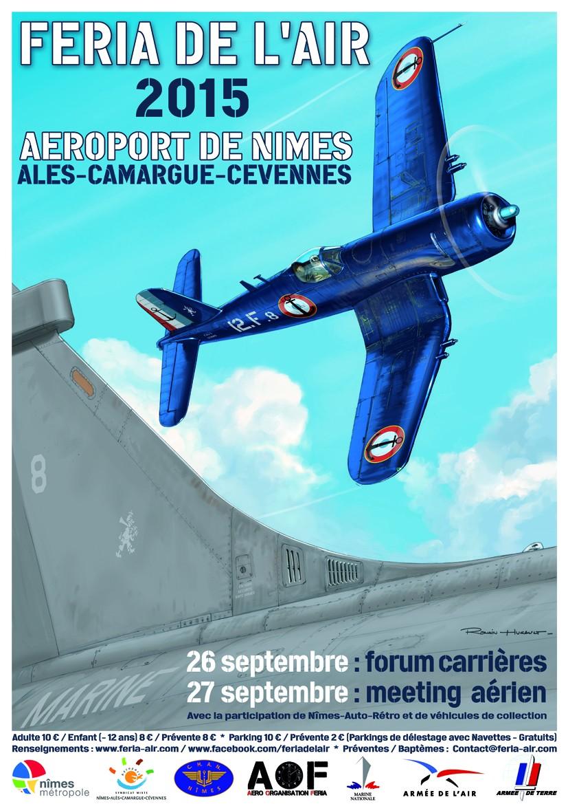 [Associations anciens marins] C.H.A.N.-Nîmes (Conservatoire Historique de l'Aéronavale-Nîmes) - Page 3 Affich10