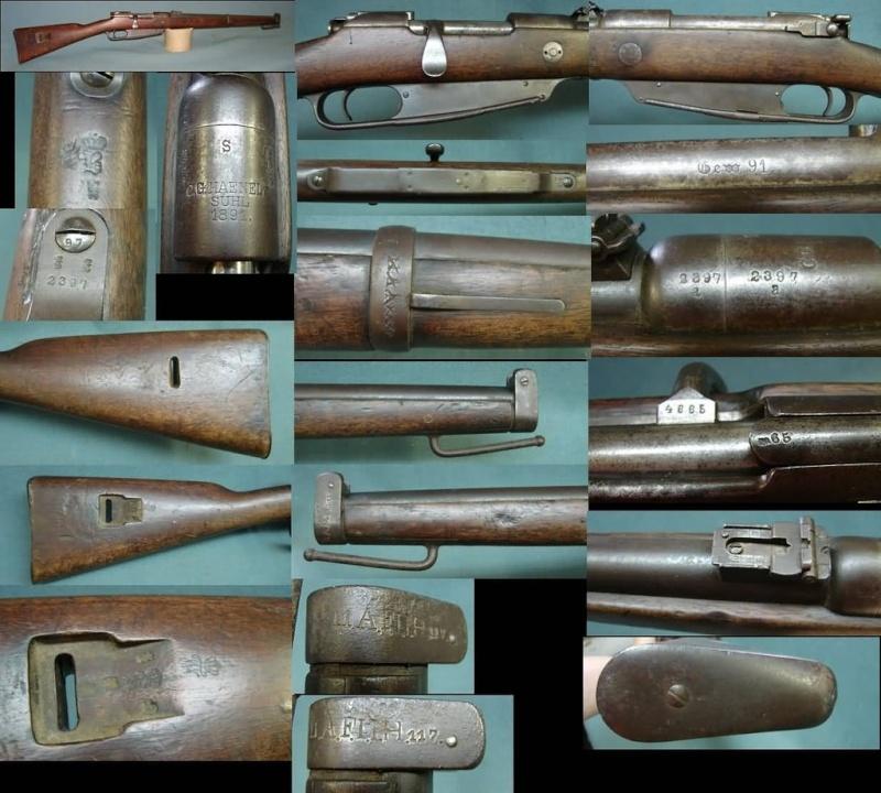 Le Gewehr 1891, cet inconnu. - Page 2 0_14b510