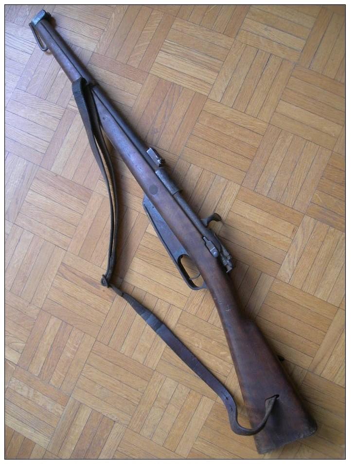 Le Gewehr 1891, cet inconnu. 440_0012