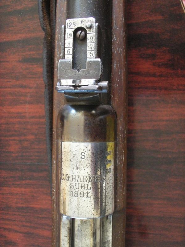 Restauration Gewehr 1891 Cg_hae11