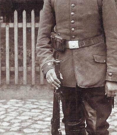 Restauration Gewehr 1891 Couvre10