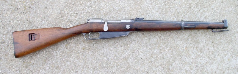 Le Gewehr 1891, cet inconnu. Gew9110