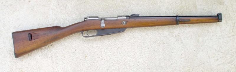 Le Gewehr 1891, cet inconnu. Kar8811