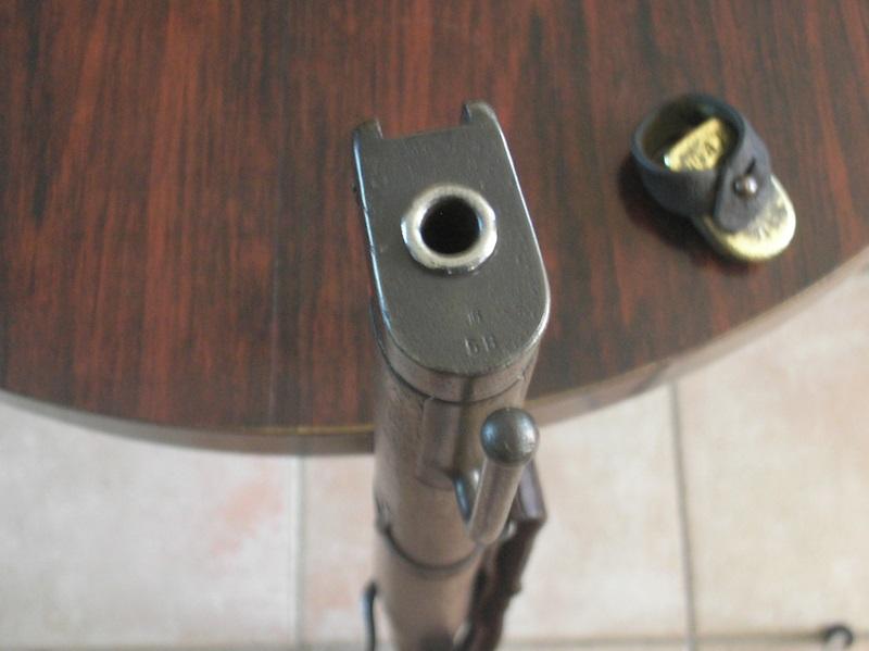 Restauration Gewehr 1891 P1010021