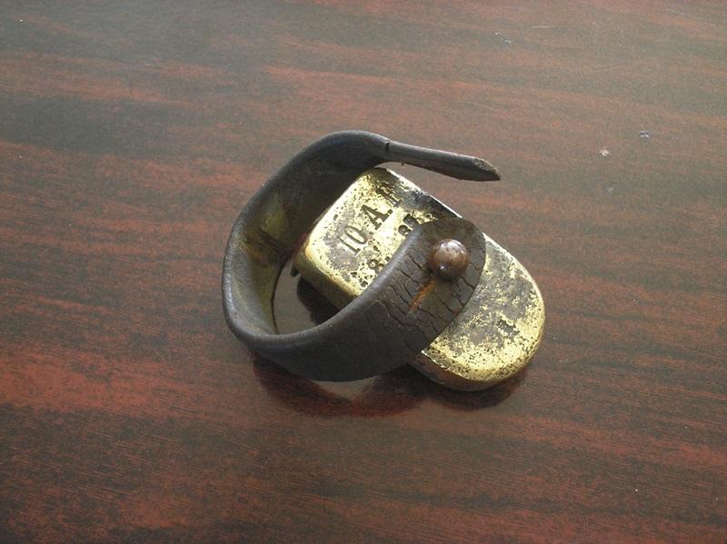 Restauration Gewehr 1891 P1010022
