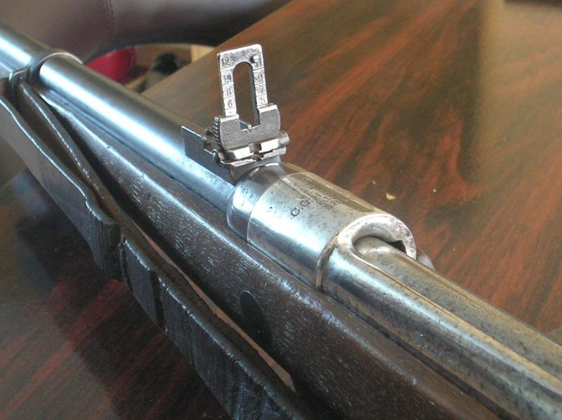 Restauration Gewehr 1891 P1010026