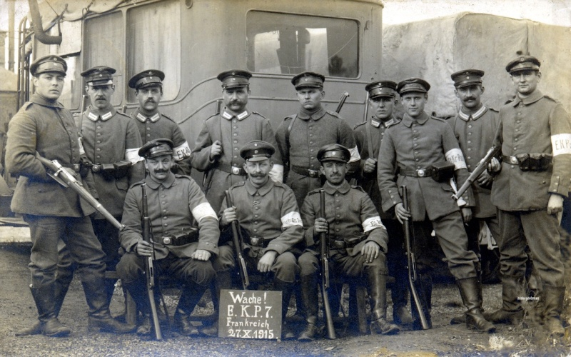 Le Gewehr 1891, cet inconnu. Soldat10
