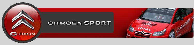 Bienvenue en section Citroën Racing Bannie14