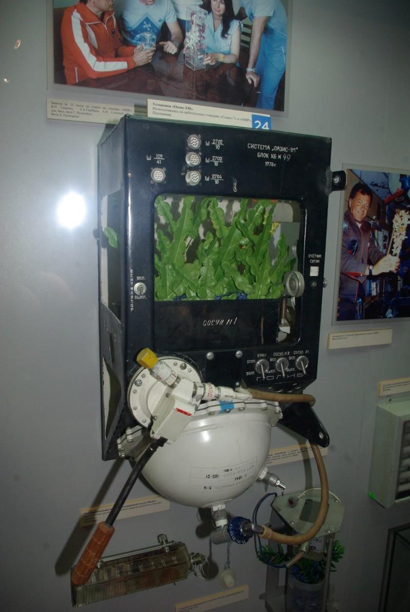 [ISS] Les astronautes vont manger leur 1ère salade cultivée dans l'espace Imgp2910