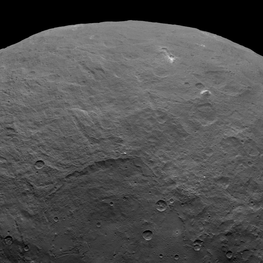 Mission Dawn/Ceres Pia19510