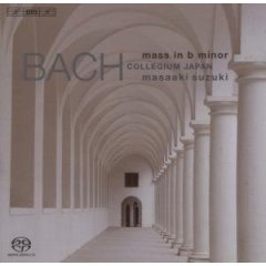 bach - Bach : Messe en si 31wstx10