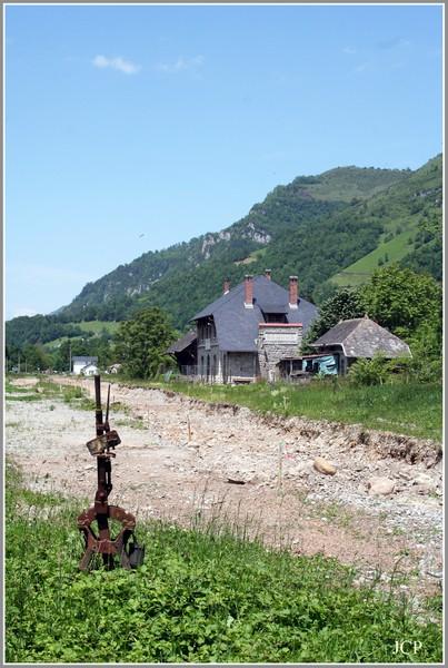 2015-05-05 : Oloron - Bedous, le point sur les travaux en mai 2015 - Page 2 Levier10