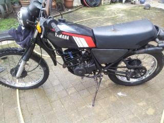 DTMX 125 cc Membres / Mod. 1979 20130610