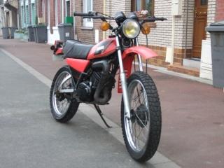DTMX 125 cc Membres / Mod. 1979 Dscf9210