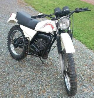 DTMX 125cc Membres / Modèles endurisés Dtmx7910
