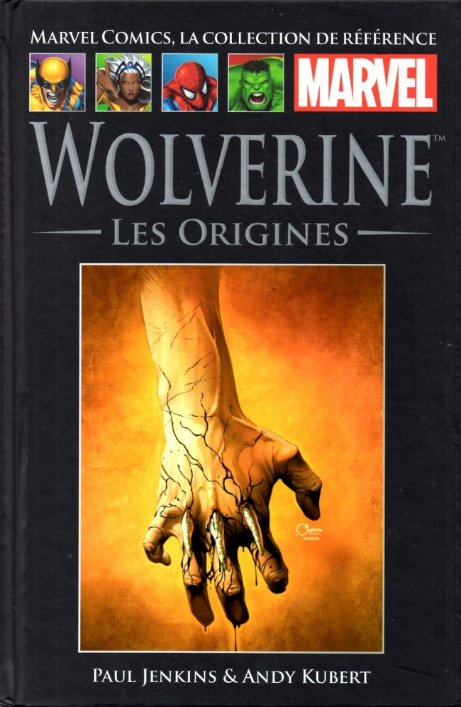 [BD] Marvel Comics - La Collection Hachette Wolver10