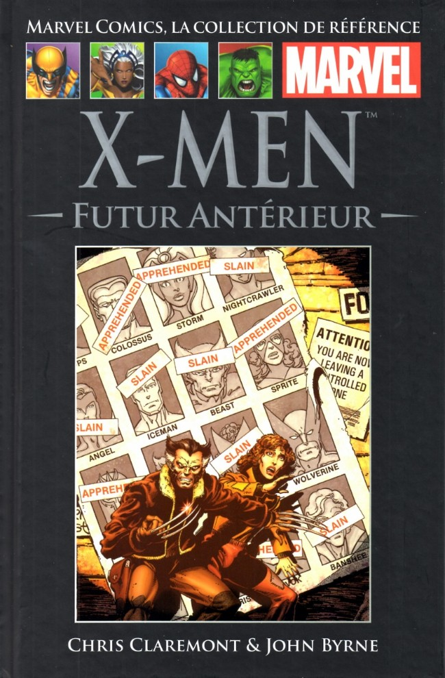 [BD] Marvel Comics - La Collection Hachette X-men_12