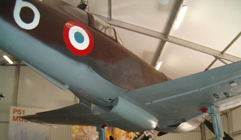 Musée de L'Air et de l'Espace - Le Bourget - Hall 1939/45 D520-010