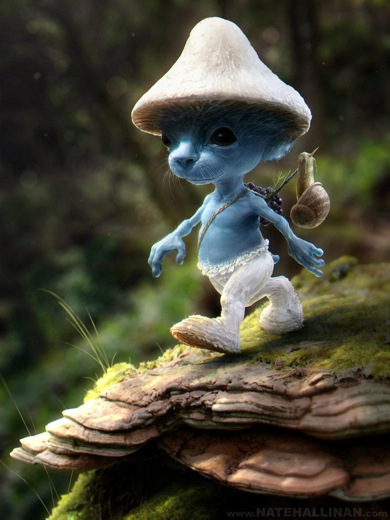 chacun a sa façon de les voir.... Smurf_10