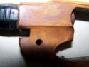 Bronzage à froid CARTRY sur Remington 1858 (DAMASCUS BROWN) 2emcou22
