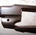Bronzage à froid CARTRY sur Remington 1858 (DAMASCUS BROWN) 2emcou25