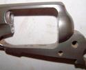 Bronzage à froid CARTRY sur Remington 1858 (DAMASCUS BROWN) 2emcou26