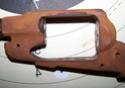 Bronzage à froid CARTRY sur Remington 1858 (DAMASCUS BROWN) 3emcou11