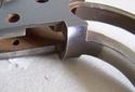 Bronzage à froid CARTRY sur Remington 1858 (DAMASCUS BROWN) 5emcou11