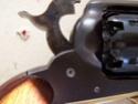 Bronzage à froid CARTRY sur Remington 1858 (DAMASCUS BROWN) Final010