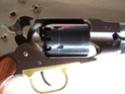 Bronzage à froid CARTRY sur Remington 1858 (DAMASCUS BROWN) Finalf10