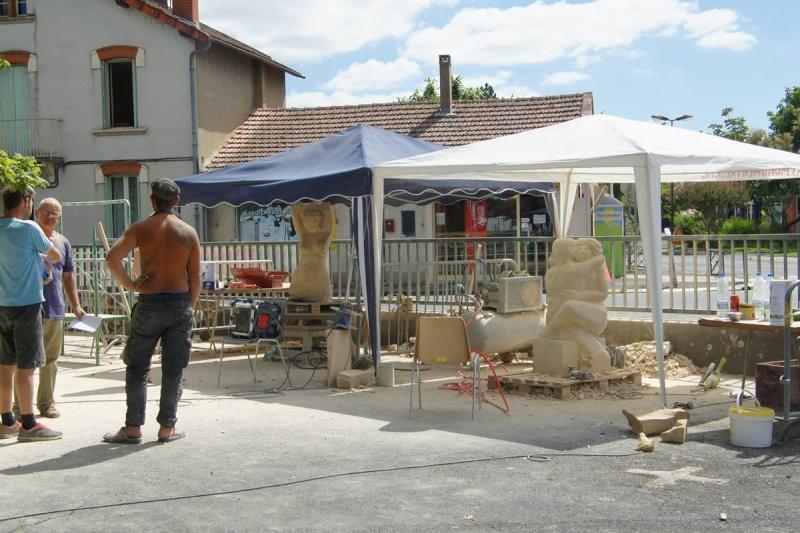 Symposium de Sculpture - Marsac sur Tarn 11233210