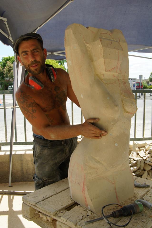 Symposium de Sculpture - Marsac sur Tarn 11659410