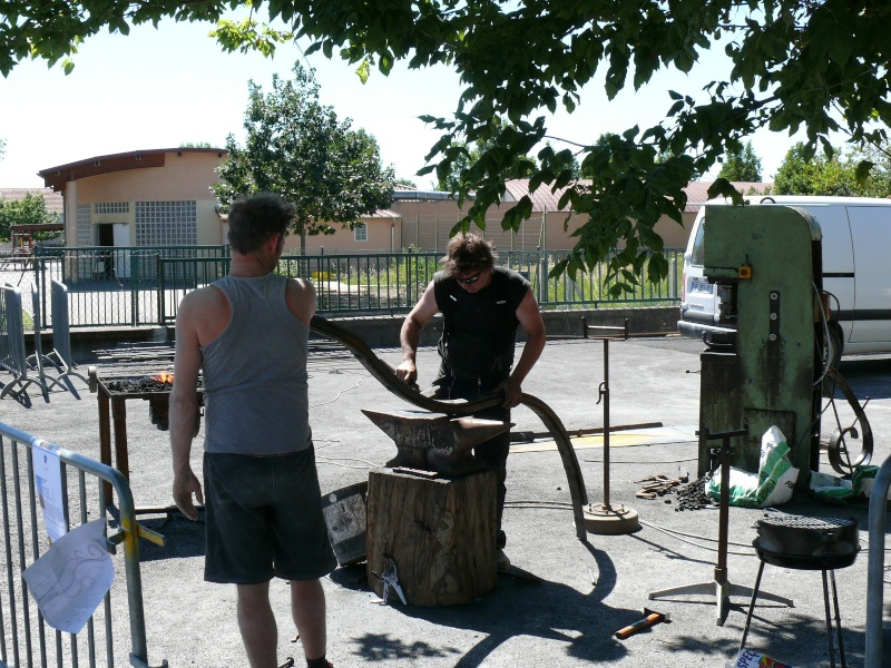 Symposium de Sculpture - Marsac sur Tarn P1180610