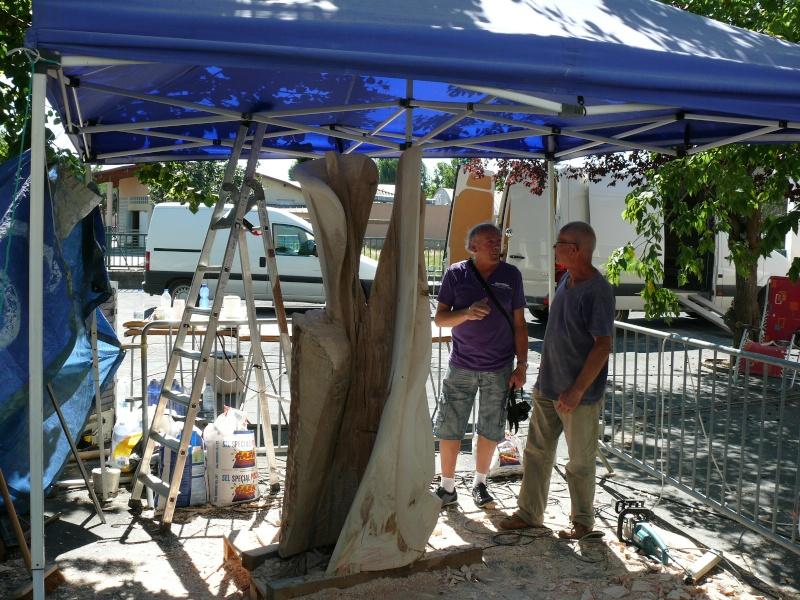 Symposium de Sculpture - Marsac sur Tarn P1180614