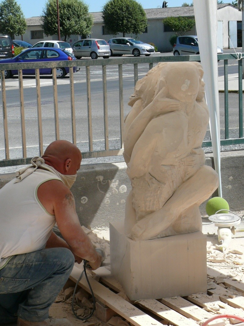 Symposium de Sculpture - Marsac sur Tarn P1180617