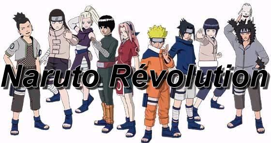Naruto-Révolution