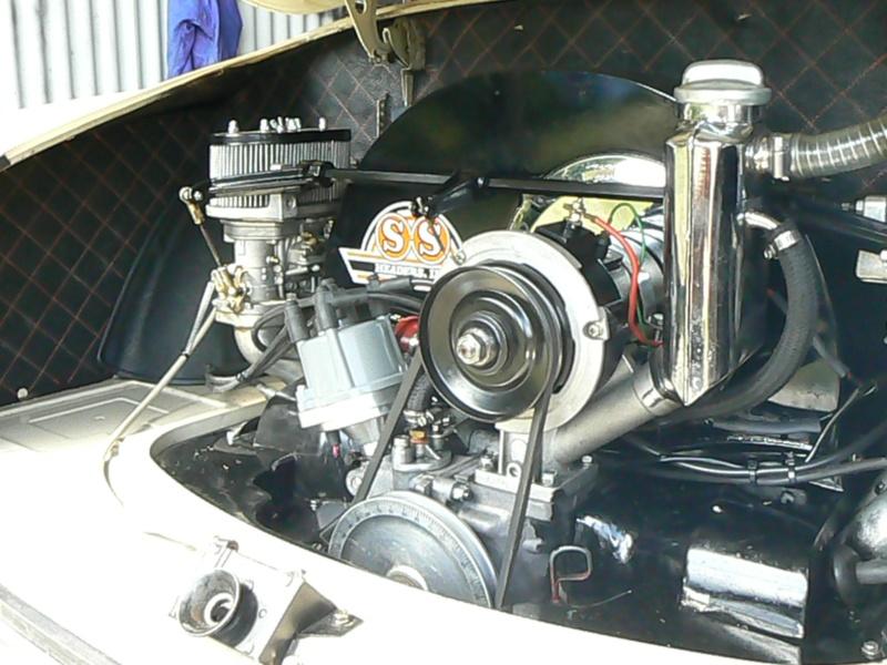 Revêtement d'nsonorisation compartiment moteur Moteur10