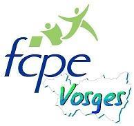 Congrès départemental FCPE 2015, le 13 juin 2015 à Eloyes  Logo_f10