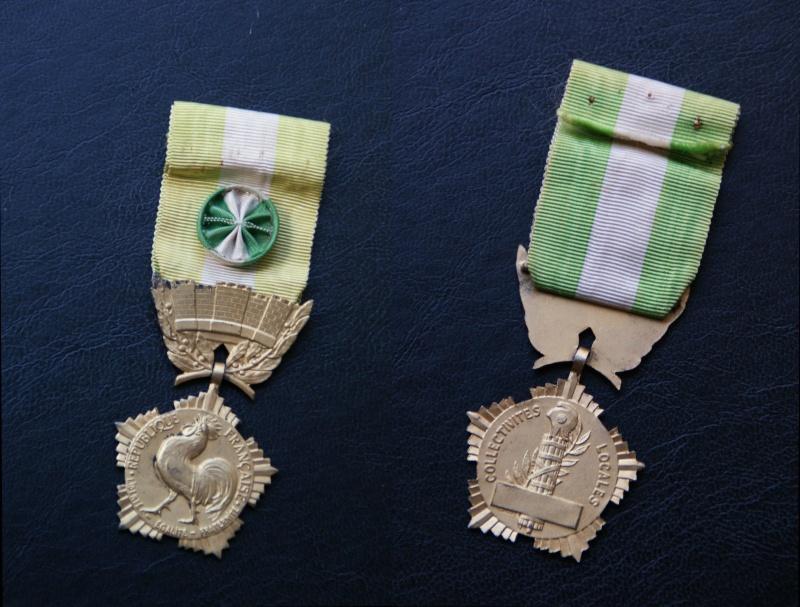 Médaille d'honneur collectivités locales Comm10