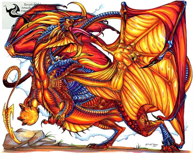 Dragons de Feu Bejewe10