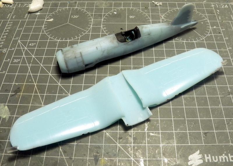 Vought F4U-7 Corsair, 1/72, HPM F4u-7_11