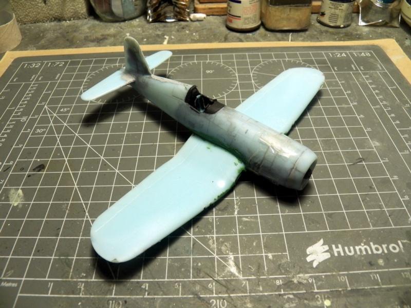 Vought F4U-7 Corsair, 1/72, HPM F4u-7_13